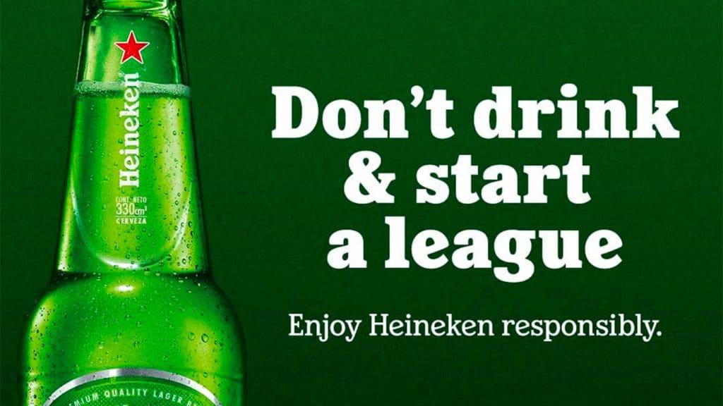 Heineken super league Instagram 2021